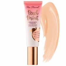 TOO FACED Peach Perfect Comfort Matte Foundation – PORCELAIN Peaches and Cream