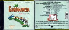 GUANTANAMERA CUBAN CLASSIC ORIGINAL SOUNDTRACK CD RARO SEALED