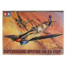 Tamiya Supermarine Spitfire Mk.Vb Trop Model Set (Scale 1:48) 61035 NEW