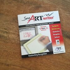 New Sealed Smart Writer Software for Windows 95 Handwriting Recognition