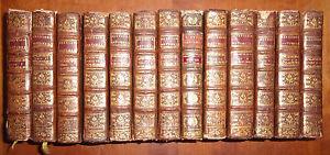 Histoire naturelle, générale et particulière (13 tomes), M. De Buffon, 1769