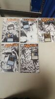 MTG SkeenAB Theros complete variant set by IDW with cards. Mint.