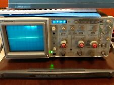 Tektronix 2236 100mhz 2 Channel Oscilloscope Multi Meter With Manual