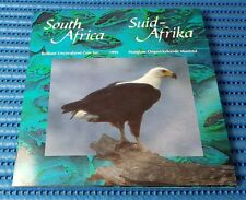 1995 South Africa Brilliant Uncirculated Coin Set