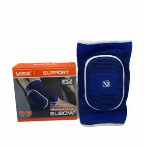 LiveUp Sporting Elbow Support Pad Design Absorbant Weightlifting Arthritis Band