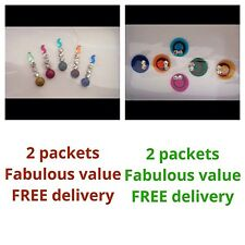 Bindis Party Crystal Silver Diamante Body Head Bindi Tattoo Stick on 2 Packets A