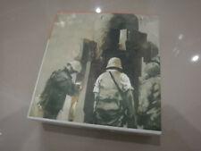 Ashley Wood Sparrow box set 4 books TQ TK Popbot AK