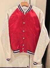 Vintage Rare 1982 Usfl United States Football League Swingster Satin Jacket Lg