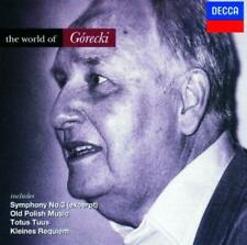World of Gorecki, Gorecki, Good