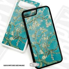 Printed Plastic Clip Phone Case Cover For Samsung - Blossom-Gogh