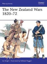 Osprey Men at arms 487: The New Zealand Wars 1820-72 Die Neuseelandkriege / NEU