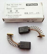 ESCOBILLAS de carbón motor Hitachi 999041 DH24PC DH24PE DH24PC3 DH24 DVR13 DV14 DV1