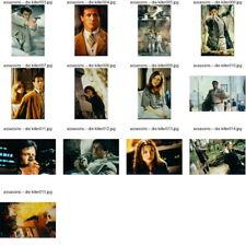 ASSASSINS DIE KILLER:. 1 Fotoset  (13x18) SYLVESTER STALLONE STARFOTO 15 Fotos