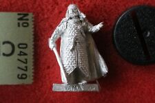 Games Workshop Lord of the Rings Defenders of Rohan Hama LoTR Metal Figure Mint