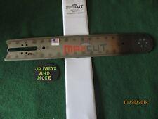 NEW MAXCUT STEALTH-12 / ICS 880/890 F4  15 INCH HYDRAULIC GUIDE BAR BMC3A1557