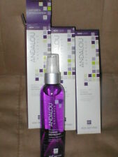 LOT of THREE Andalou Naturals Blossom + Leaf Toning Refresher, 6 Ounce each