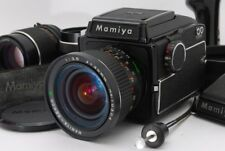 [VG++] Mamiya m645 body, C 35mm 3.5, C 80mm ,C 150mm etc from Japan #KS279