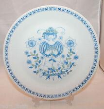 Chipped Figgjo Norway Lotte Turi Design Luncheon plate 24cm Scandinavian  AS-IS