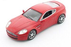 Aston Martin Vantage 2005 Year British Sports Car 1/43 Collectible Model Vehicle