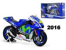 Maisto 31408 1:10 2016 Motogp Movistar Monster Yamaha M1 Valentino Rossi #46