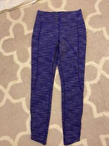 members mark everyday legging Purple spacedye medium New