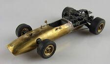 rare Kanda 1/43e: Honda F1 RA273 1966 laiton et metal original sans boite