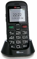 TTfone Jupiter 2 Big Button Pay as You Go Easy Simple Mobile Phone for The Elder