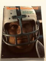 1971 Sports Illustrated BALTIMORE COLTS Norm BULAICH No Label COLTS IN A FIGHT
