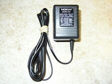 Nokia ACS-1U 5VDC Volt 260mA DC Power Supply - Used Very Good Condition