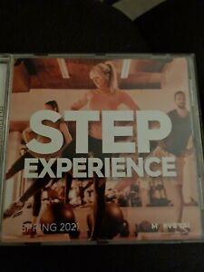 Move YA  Step EXPERIENCE Spring  2021 - CD