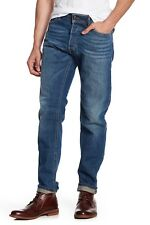 NWT Diesel Tepphar Slim Carrot Men's Jeans Denim Blue Size 30 x 34