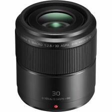 Panasonic Lumix G Macro 30mm f/2.8 Macro Lens