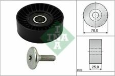 INA 532 0439 10 DEFLECTION/GUIDE PULLEY V-RIBBED BELT