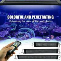 DayNight RGB LED Aquarium Light Freshwater Plant 24/7 Remote Automation
