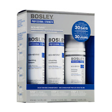 Bosley Professional BosRevive 30 Day Starter Pack for Non Color-Treated Hair