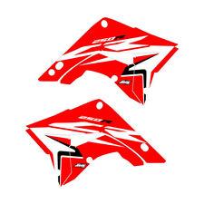 Honda CR250 Polisport Restyle Honda 2002+ Shroud graphics Stock-Red FREE SHIP!