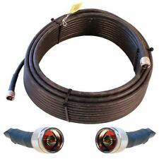 Wilson 400 60' Ultra Low Loss Coax Cable N+/+ 952360