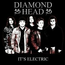 Diamond Head (CD Album)It's Electric-Secret/Snapper-SMACD941-UK-New & Sealed