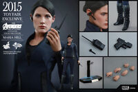 DHL EXPRESS HOT TOYS 1/6 MARVEL AVENGERS EXCLUSIVE MMS305 AGENT MARIA HILL