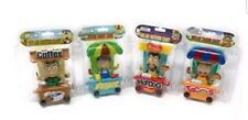 Solar Powered Dancing Toys Street Carts Taco Hotdog Coffee and Fruit Carts New