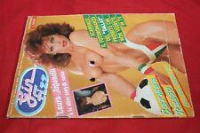 rivista GIN FIZZ GINFIZZ número 27 1985 LAURA ANTONELLI CARMEN RUSSO