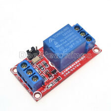DC 5V 1 channel Optocoupler Relay Module Support high and low trigger