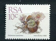 Mint Never Hinged/MNH Flowers African Stamps