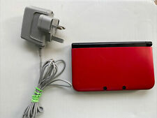 Nintendo 3DS XL Console Red Low Firmware