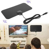35miles Small Indoor TV Antenna Receiver HDTV Antenna For DVB-T DVB-T2 UHF ATSC