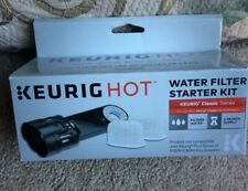 New in Box Keurig Hot Water Filter Starter Kit Classic Series 4 Month Supply