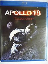 Apollo 18 (Blu-ray Disc  2011) (NEW)