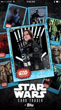 Topps Star Wars Card Trader - Choose Any Nine Digital Cards From My Account