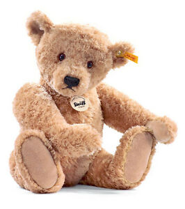 Steiff 'Elmar' Teddy Bear - cuddly jointed plush soft toy - 32cm - 022456