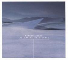 MARSEN JULES - THE EMPIRE OF SILENCE [DIGIPAK] NEW CD